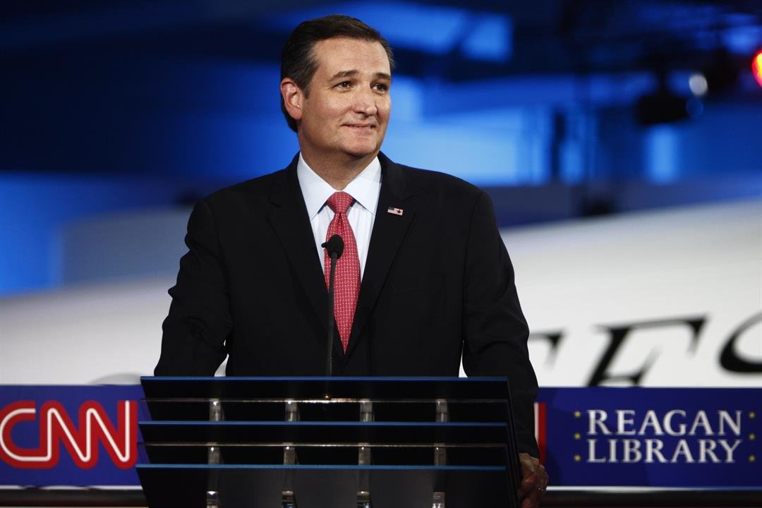 With Carly Fiorina as running mate, Ted Cruz has eye on California
