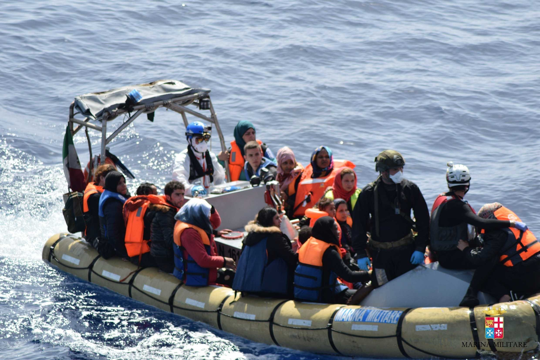Migrants Drown as Boats Sink Off Libyan Coast