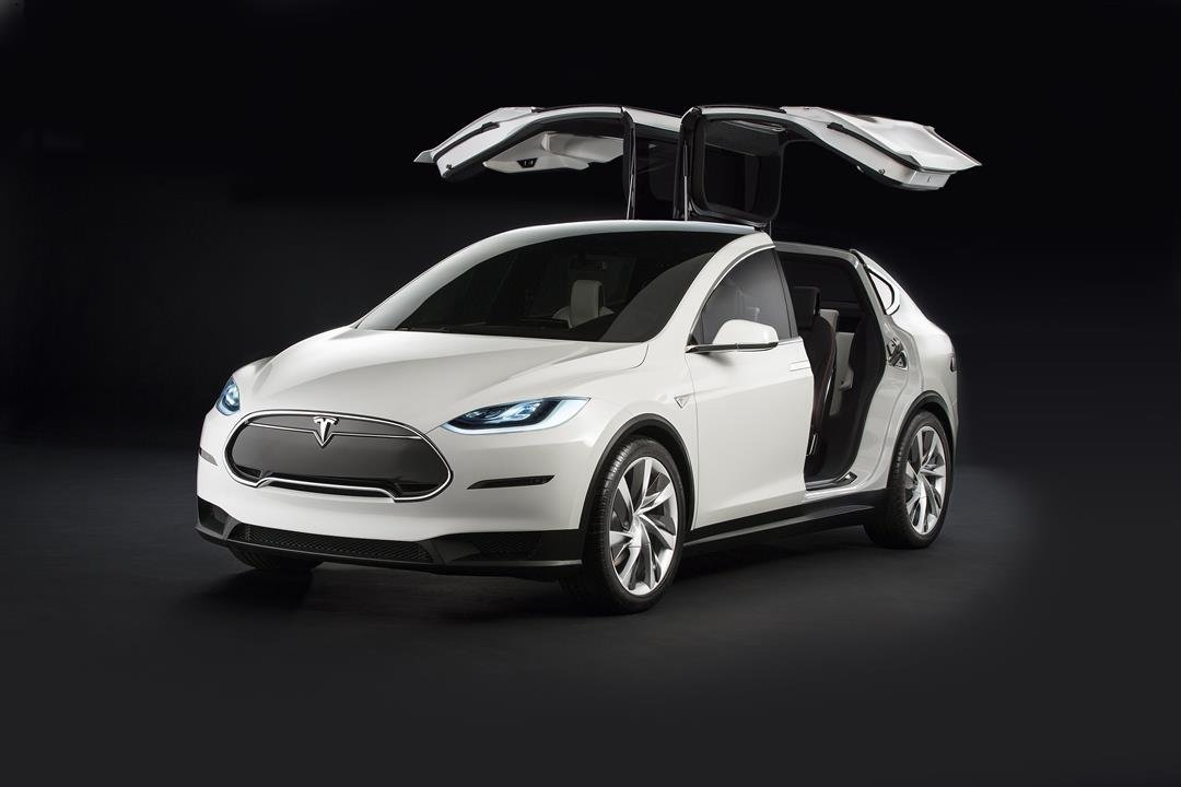 Tesla reveals 'cheaper' Model X SUV