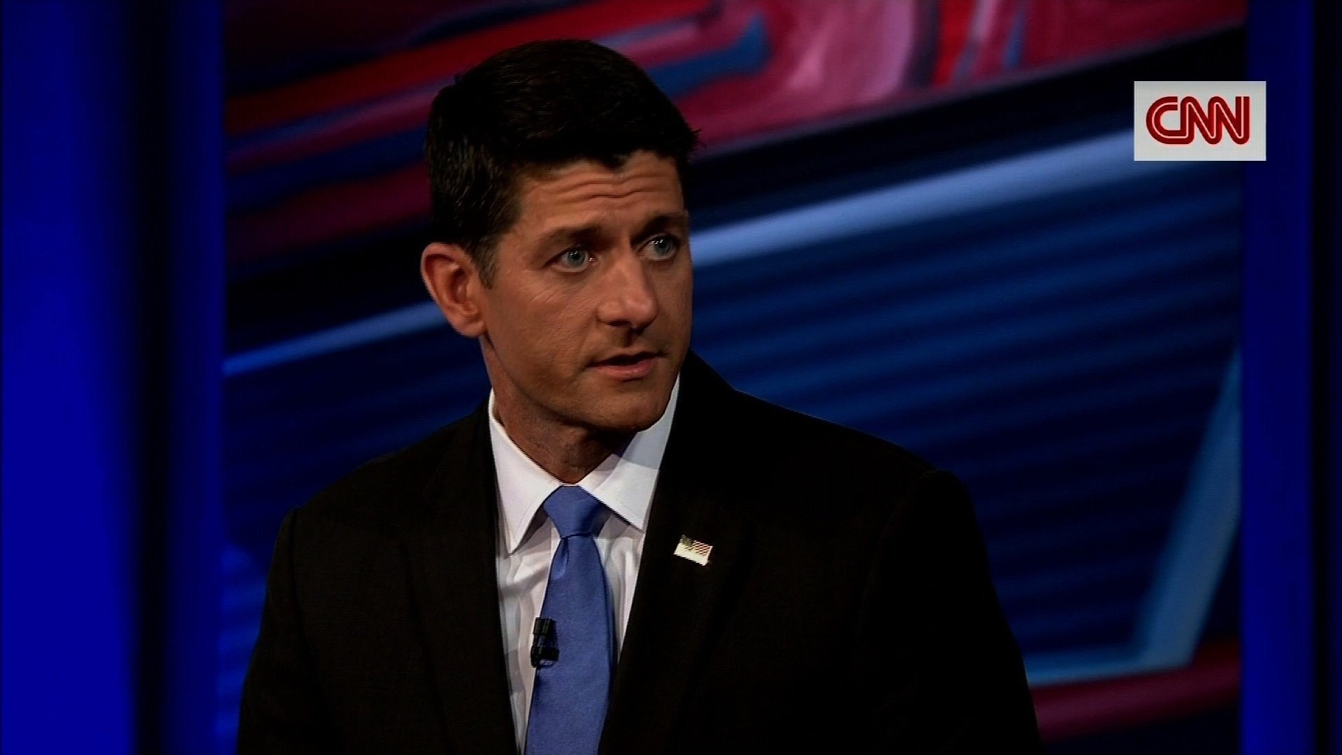 CNN town hall: Paul Ryan in the spotlight