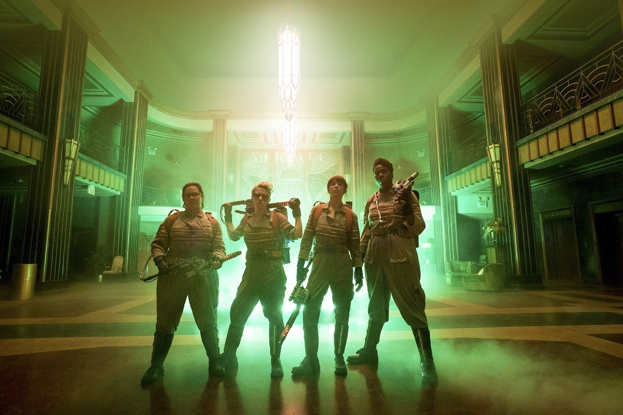 Sony: No decision made yet on 'Ghostbusters' in China