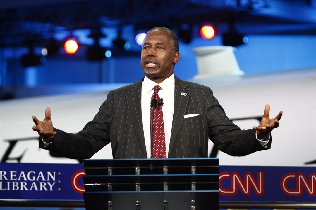 Ben Carson Links Hillary Clinton To Lucifer in RNC Speech
