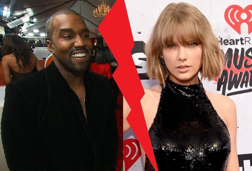 Kim and Kanye angered by Taylor Swift's Grammys speech