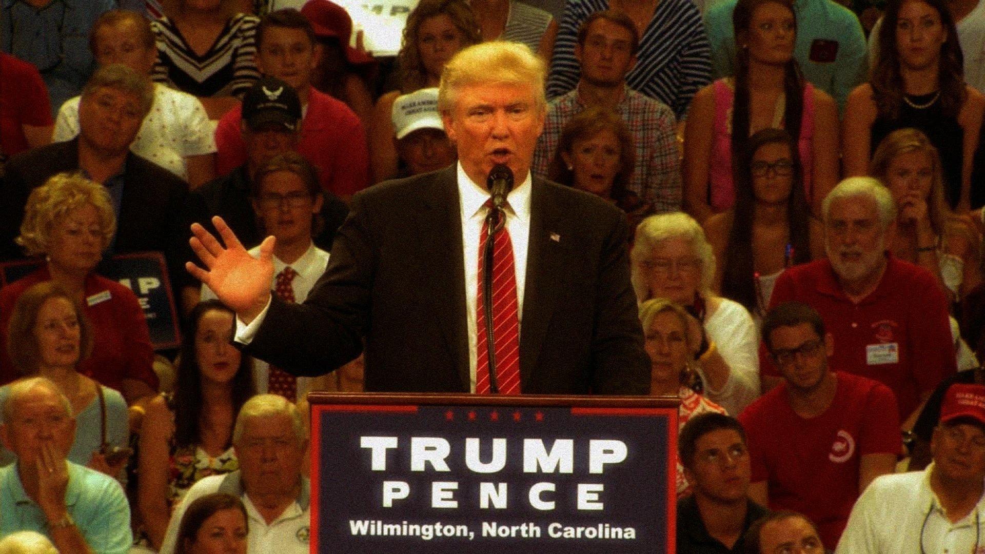 Reagan daughter Patti Davis tells Trump: 'Words matter'