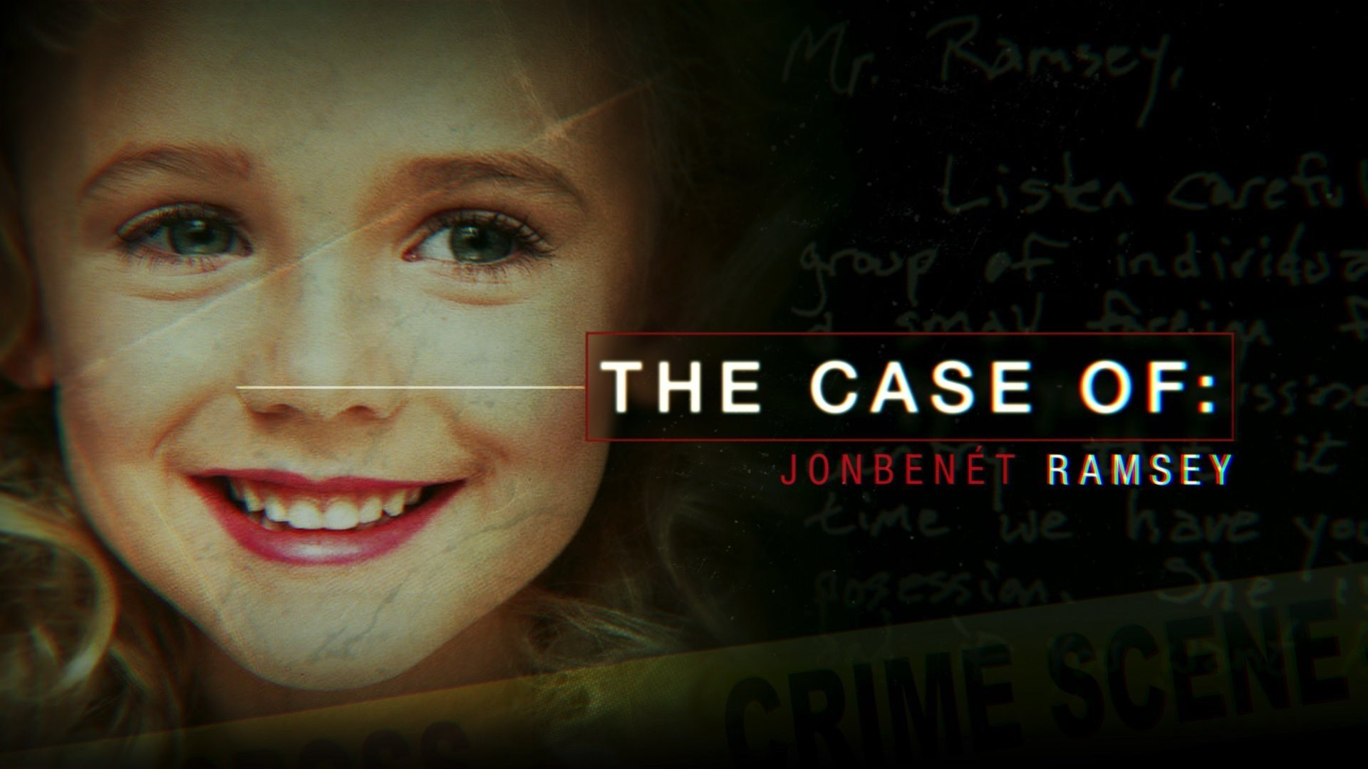JonBenet Ramsey's unsolved murder re-examined in docuseries