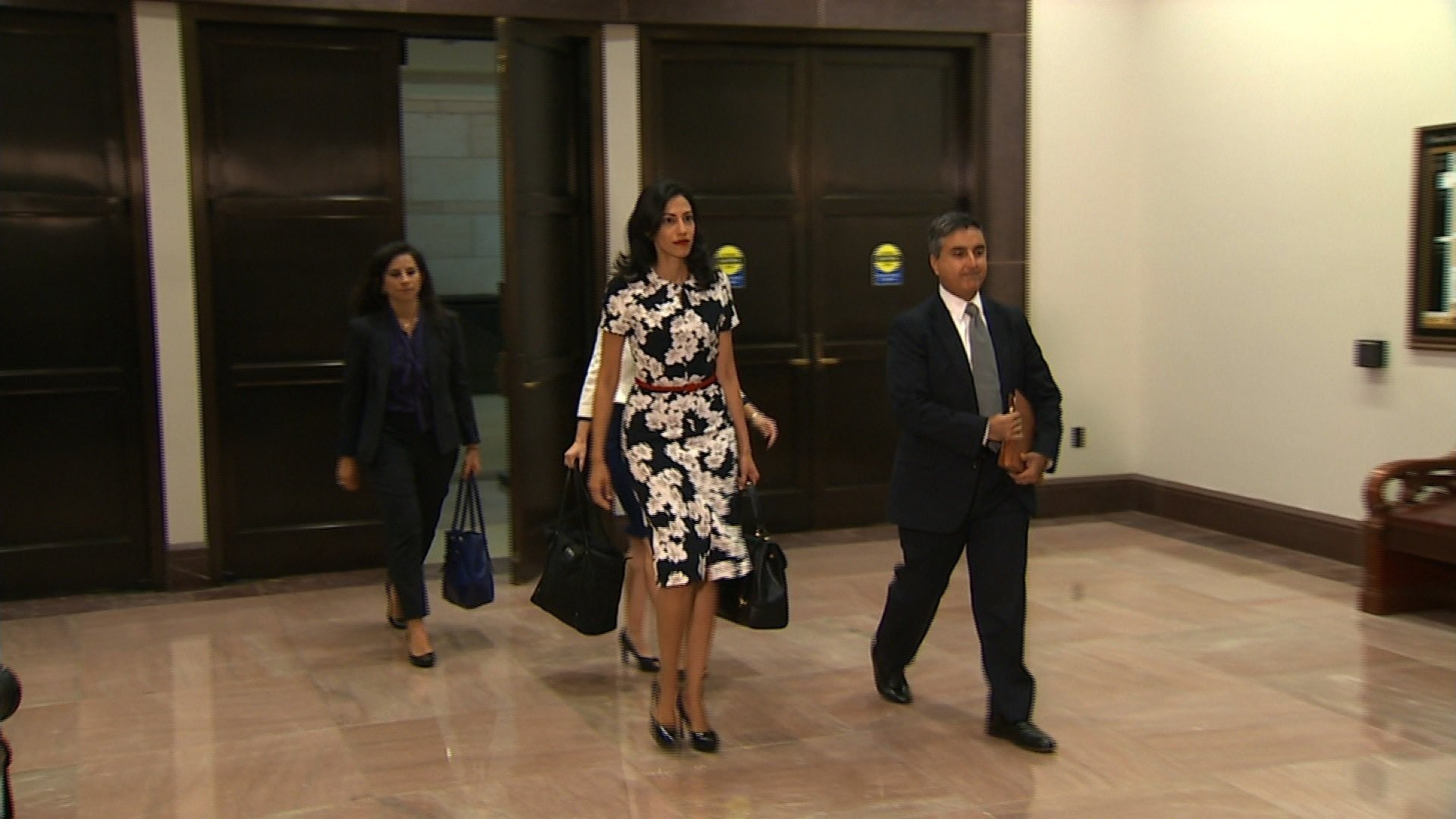 Fact Checker: Does Huma Abedin have 'ties' to the Muslim Brotherhood?