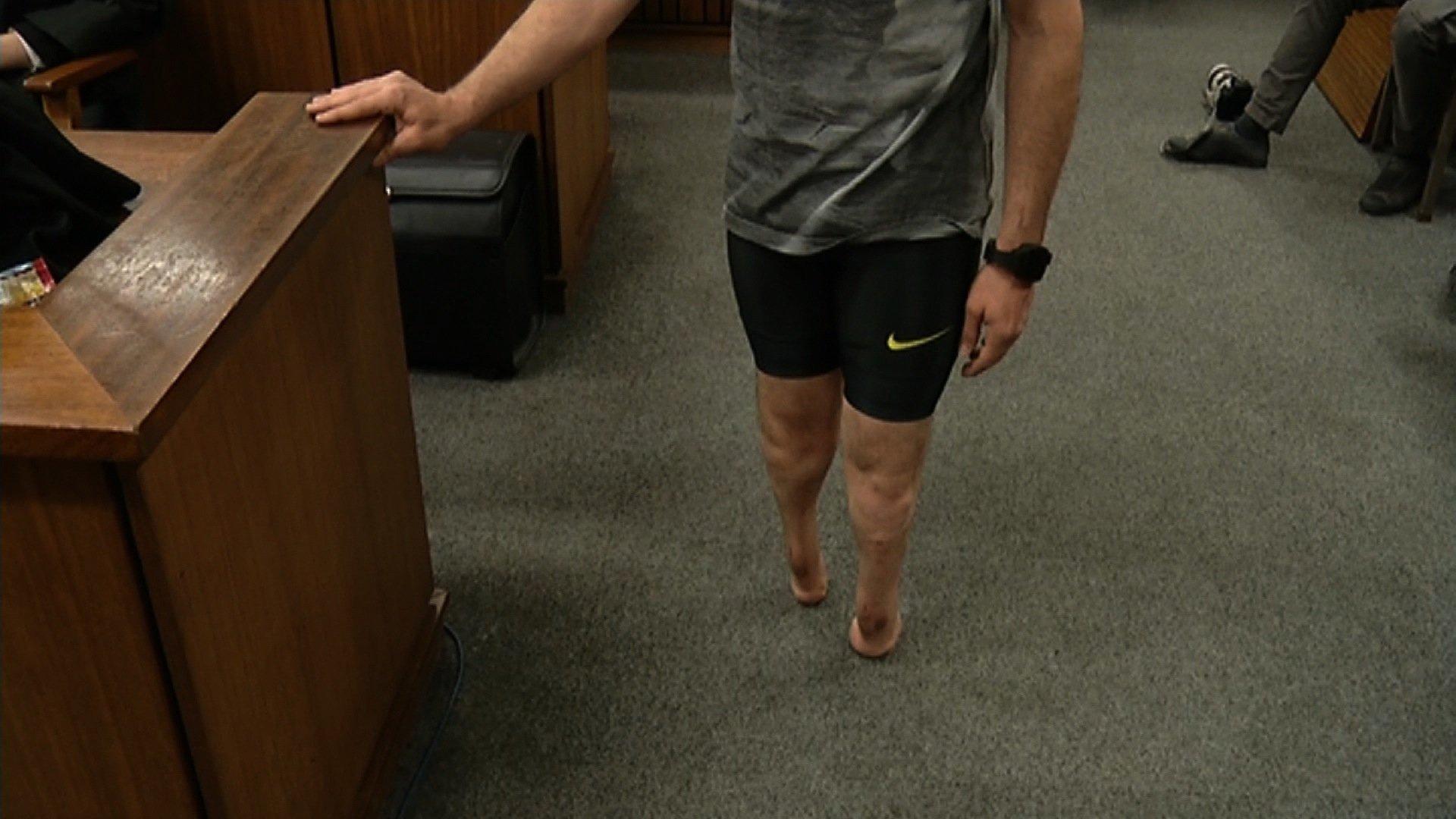 Oscar Pistorius: Gerrie Nel fails to convince judge over jailed Paralympian