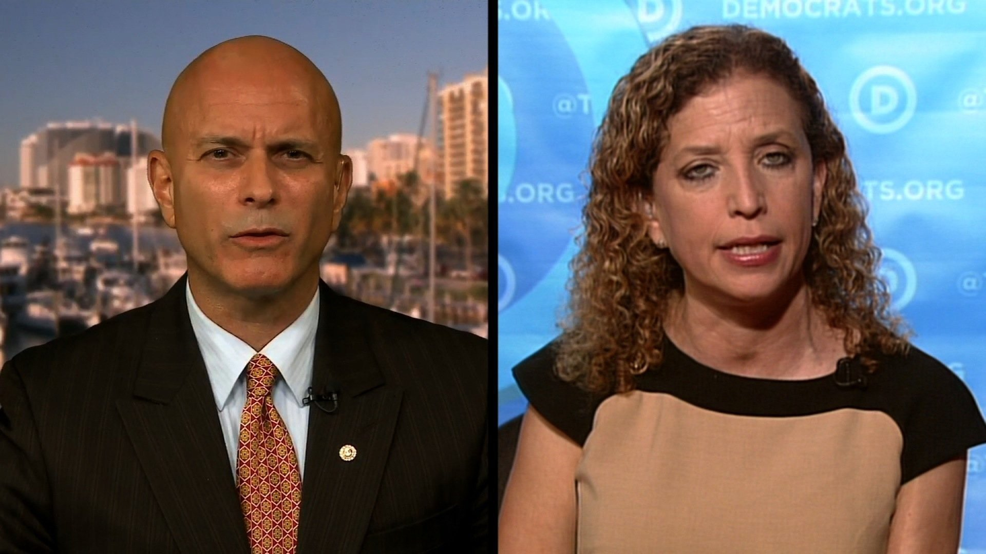Debbie Wasserman Schultz Escapes Primary Challenge