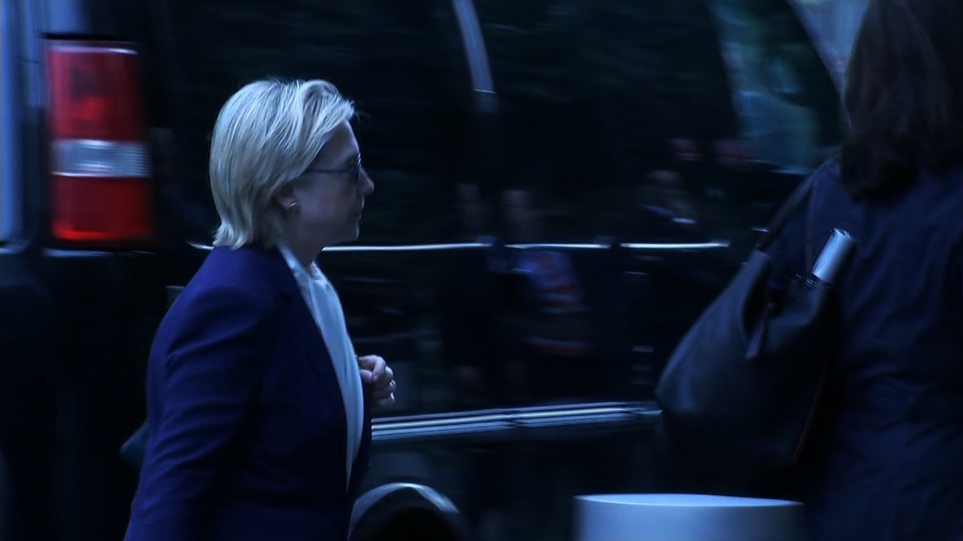 Secret Service Reportedly Broke Protocol to Keep Clinton Out of ER