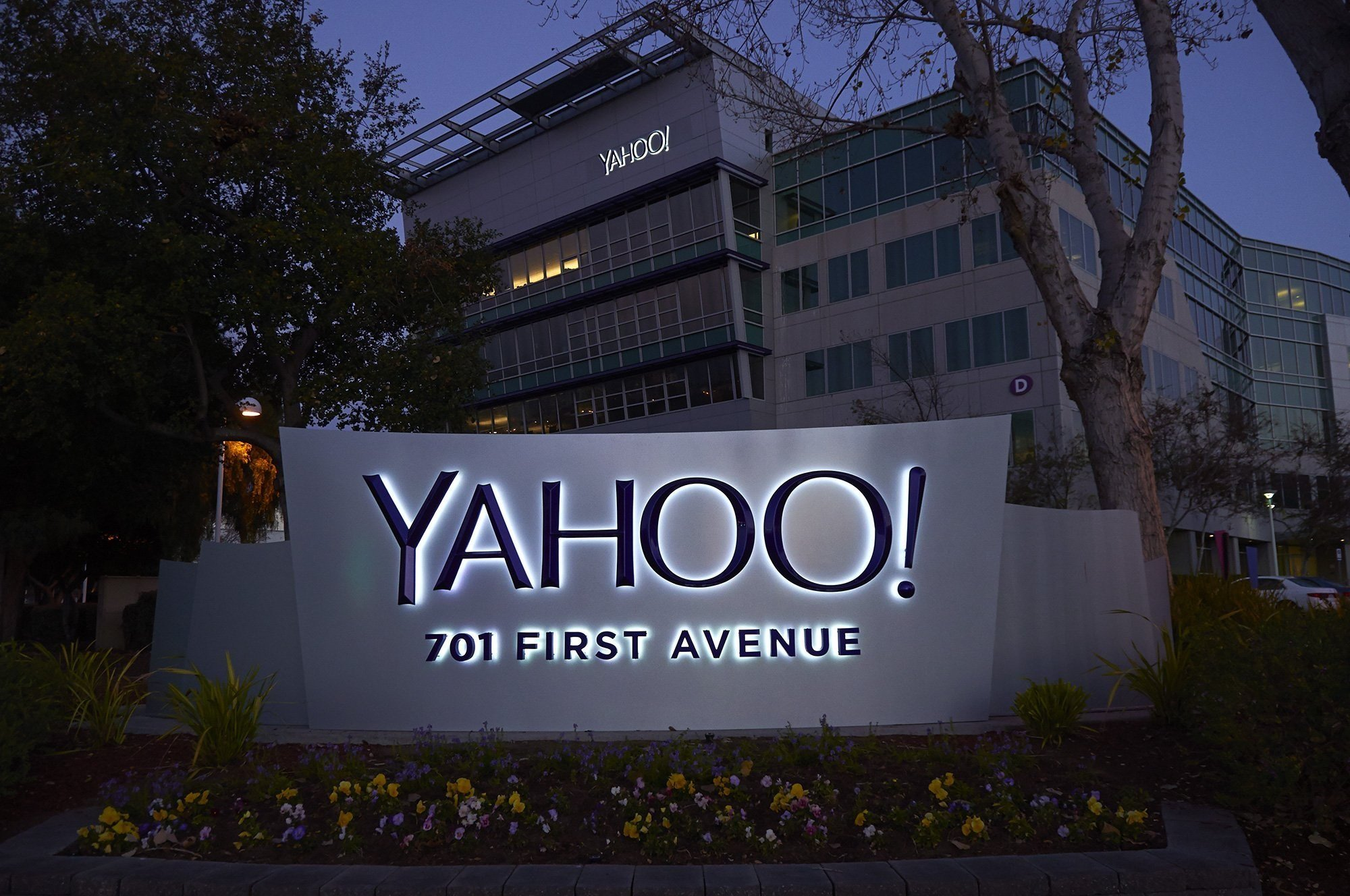 Lawsuit accuses Yahoo of gross negligence over 2014 data breach