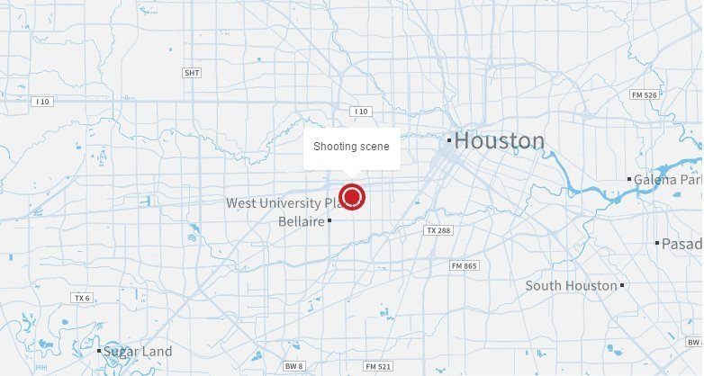 Nine wounded, suspect dead following Houston, Texas, shooting