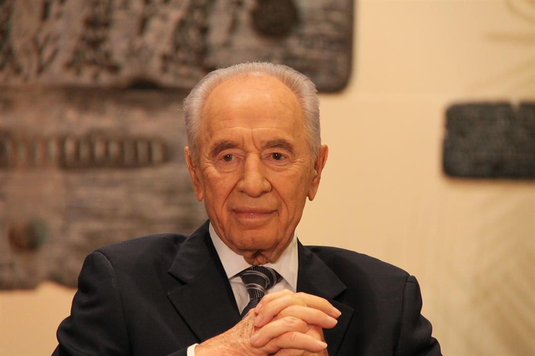 World Mourns Former Israeli President Shimon Peres