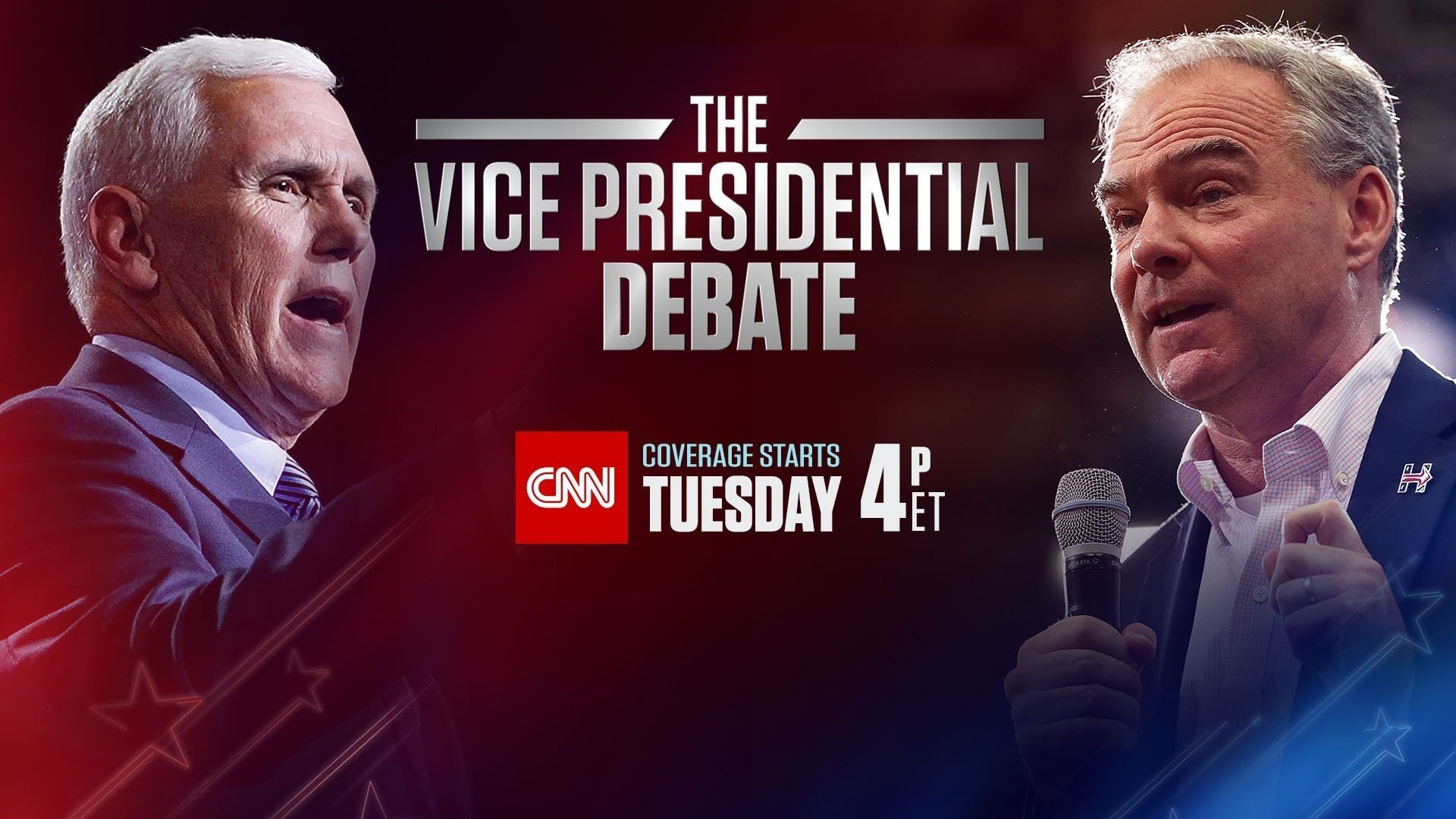 Pence hopes to steady Trump campaign in VP debate