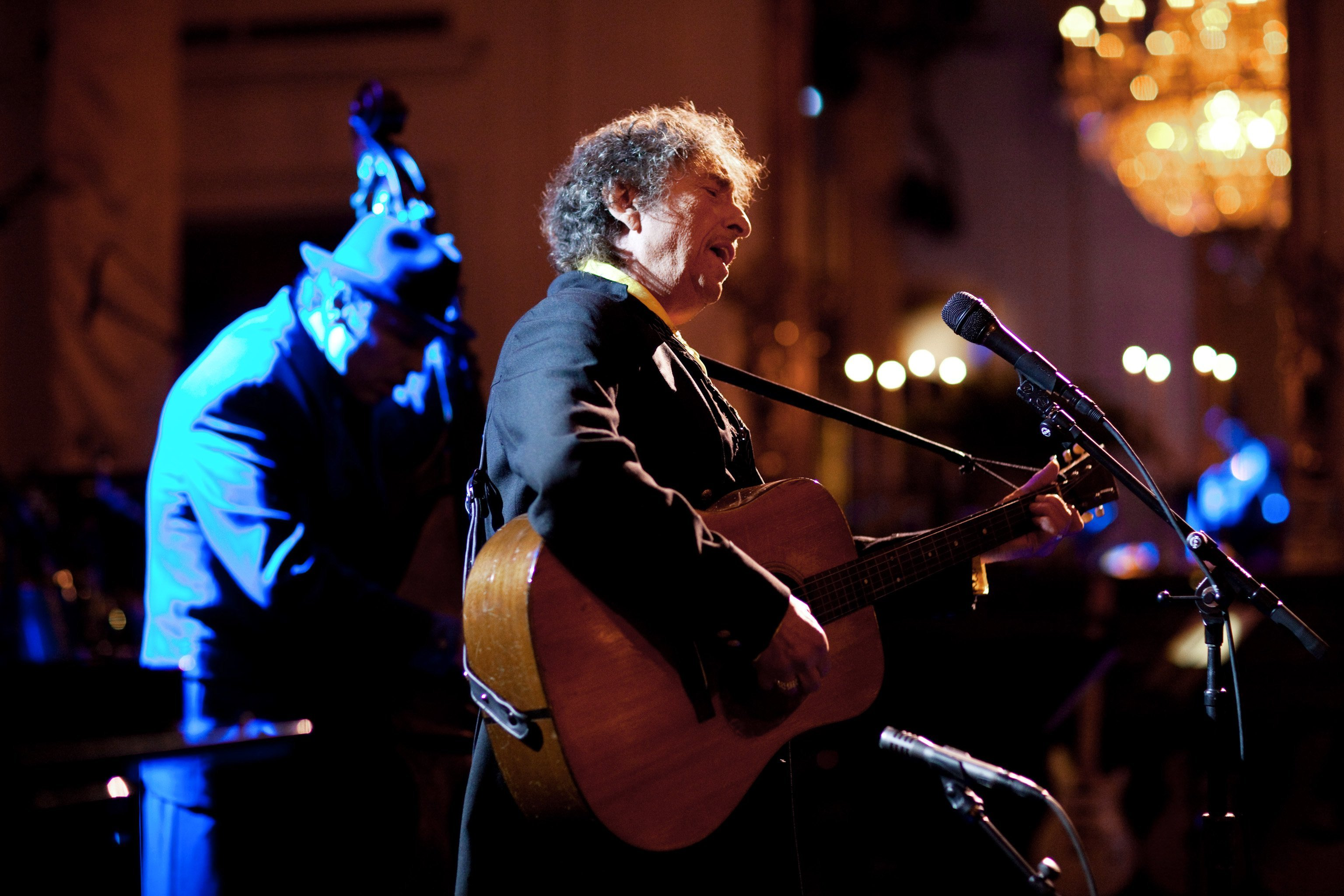 Bob Dylan Wins The 2016 Nobel Prize For Literature