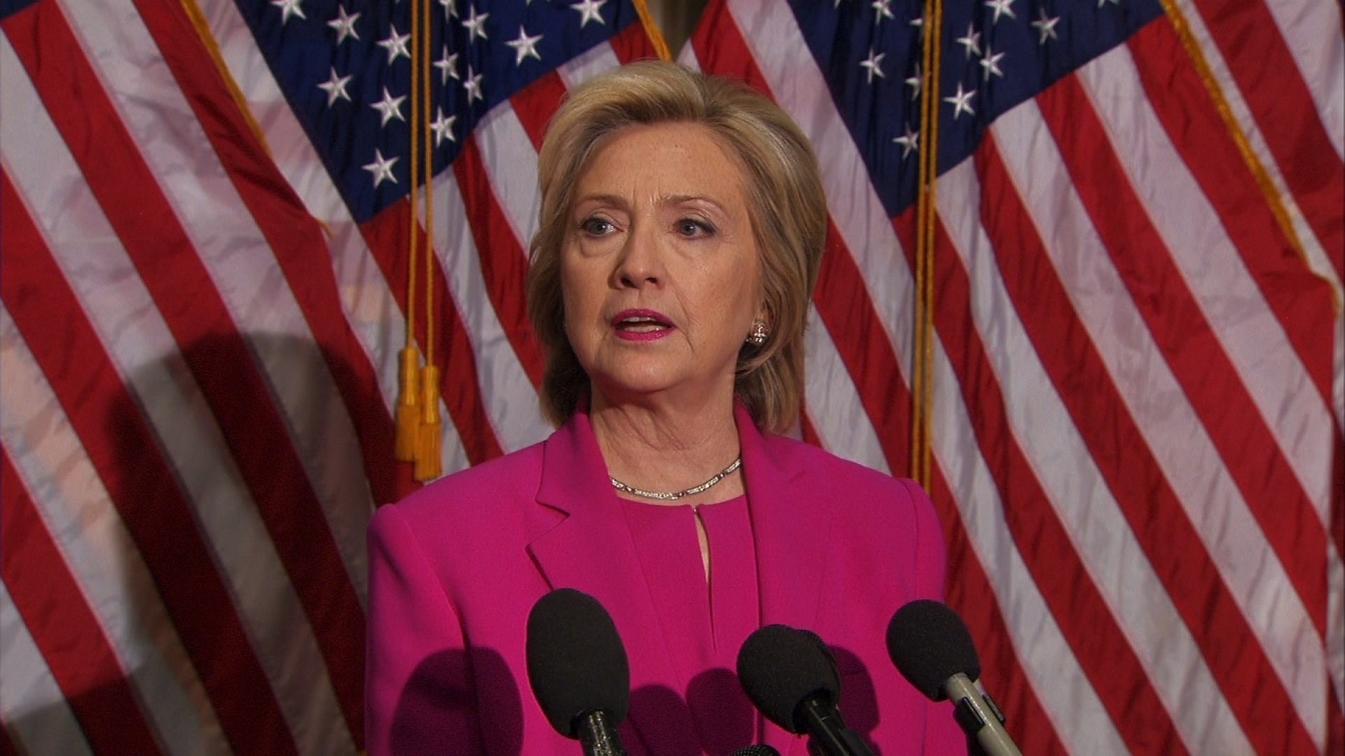 Clinton responds to Judicial Watch questionnaire on email server