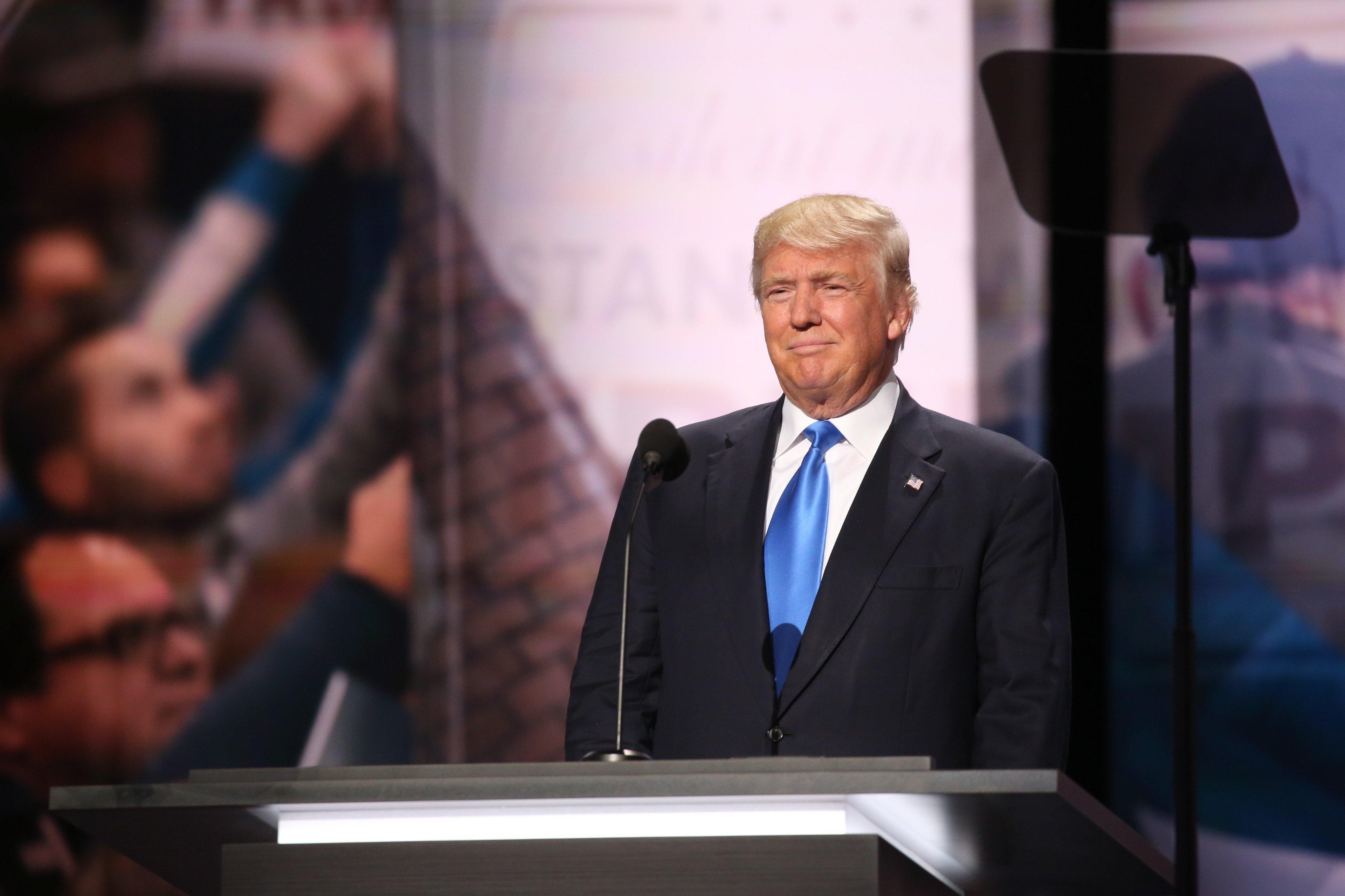 Quinnipiac poll: Clinton's lead over Trump rises to 7 points