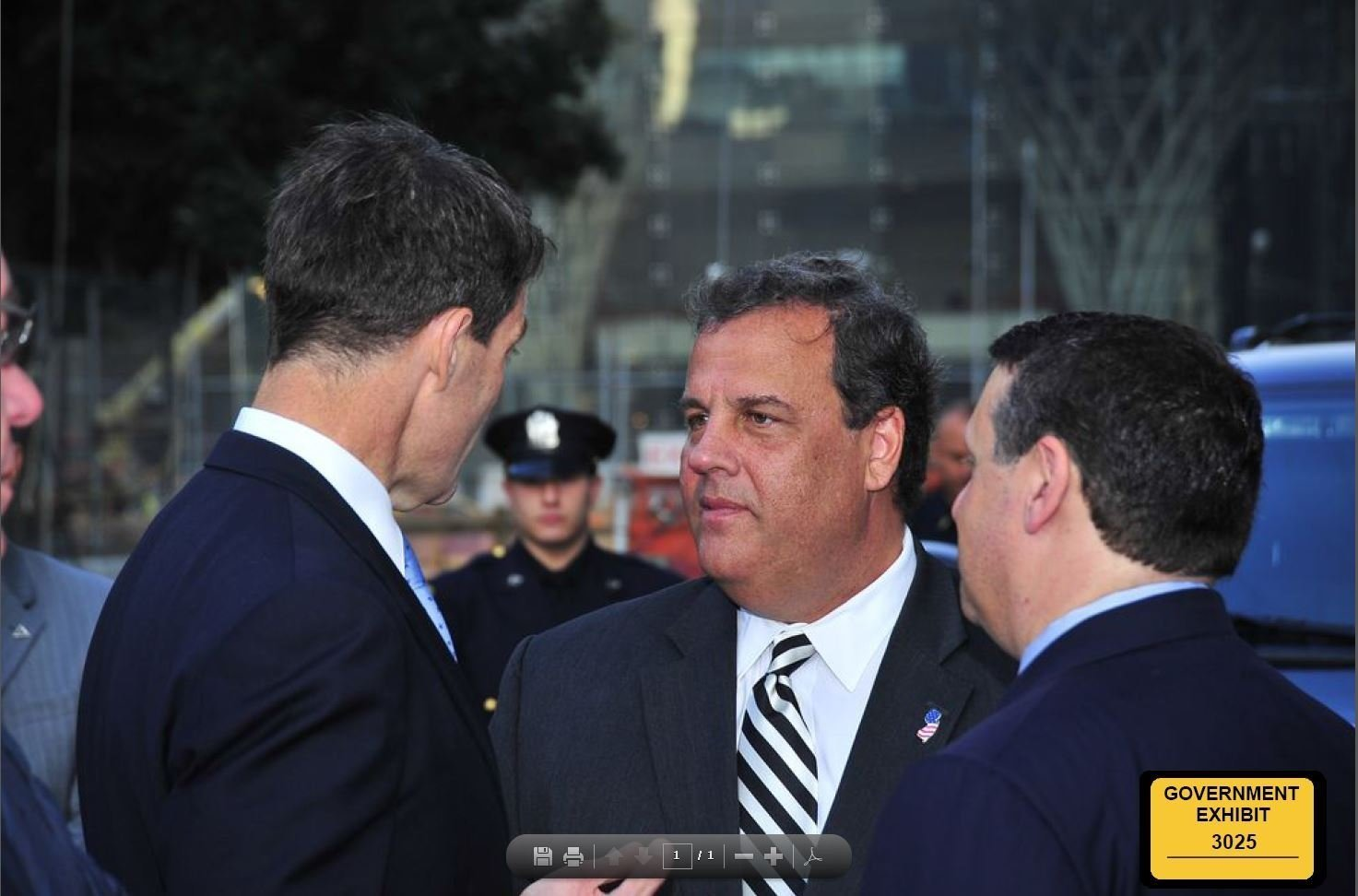 Chris Christie Was Told Of 'Bridgegate' Closures In Advance, Former Aide Says
