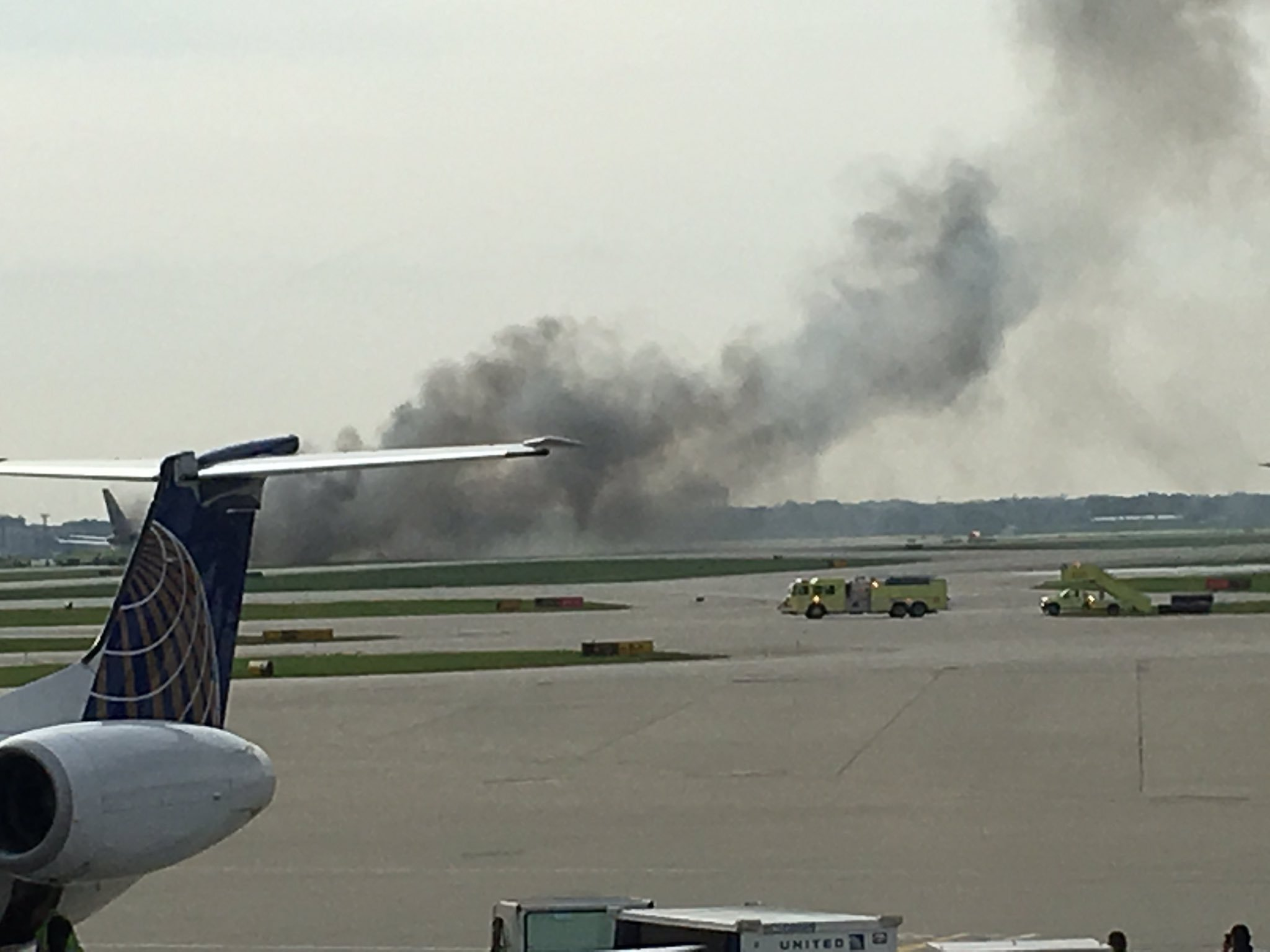 Pilots safe after FedEx plane catches on fire in Florida