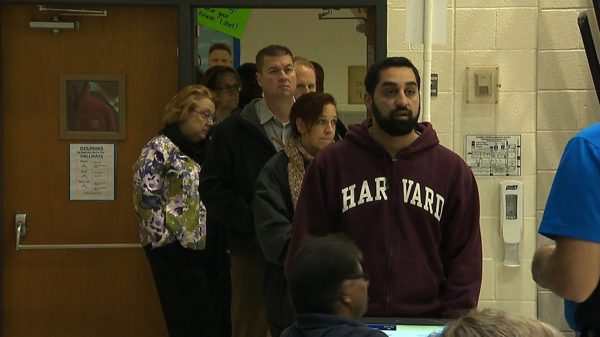 Voting begins after competing claims of fraud, intimidation