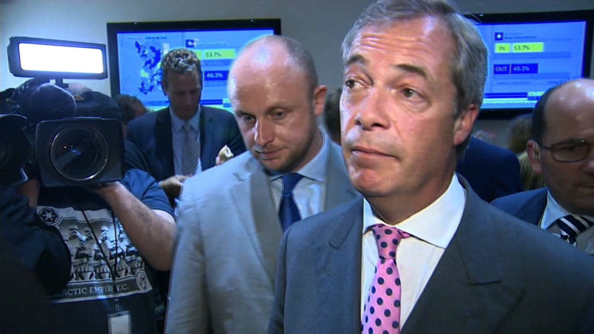 United Kingdom government denies reports of USA envoy role for Farage