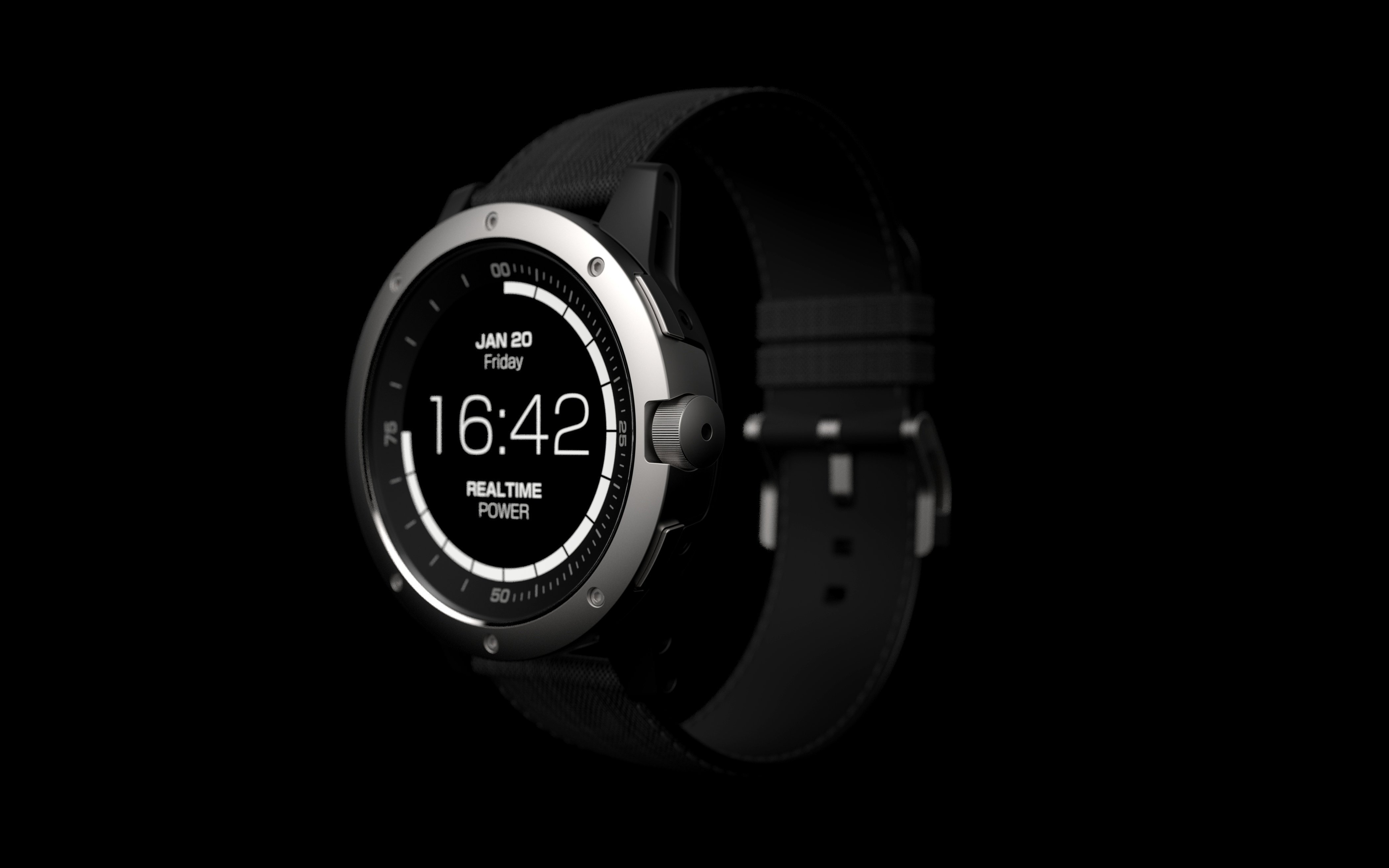 Matrix PowerWatch is a smartwatch powered only by body heat
