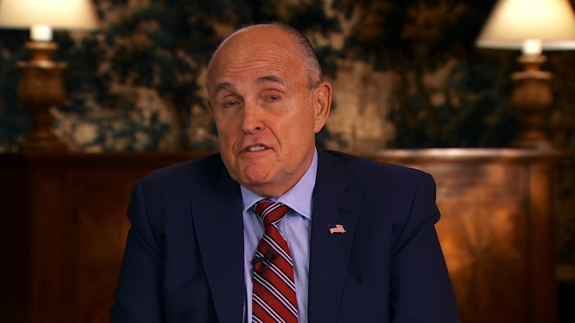 Rudy Giuliani the favorite to be Trump's secretary of state