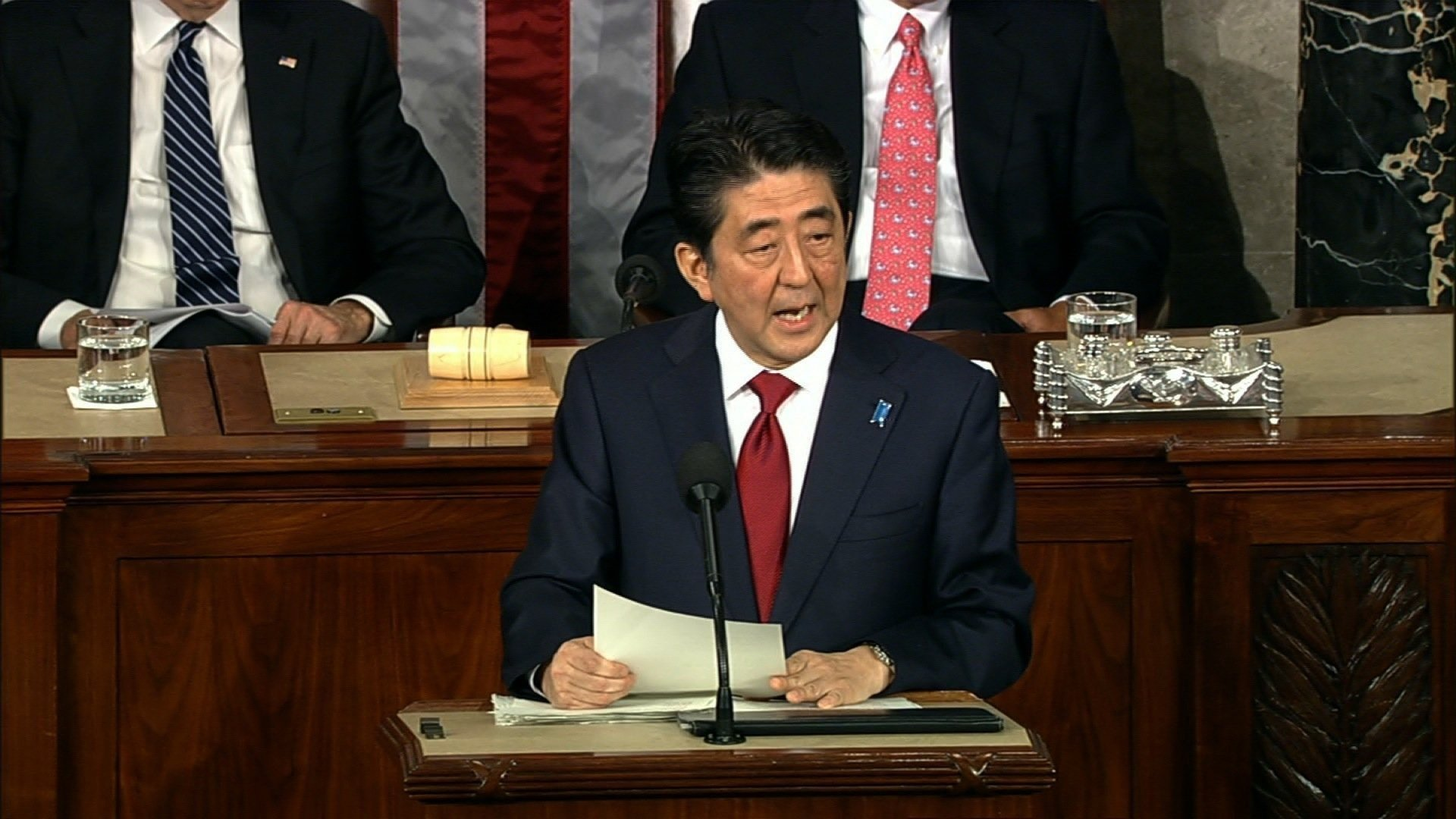 Shinzo Abe confident of 'trust relationship' with Donald Trump