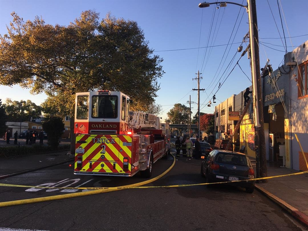 Fridge could have caused deadly warehouse fire, officials say