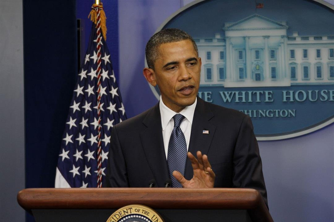 Obama Says US 'Breaking the Back' of ISIS