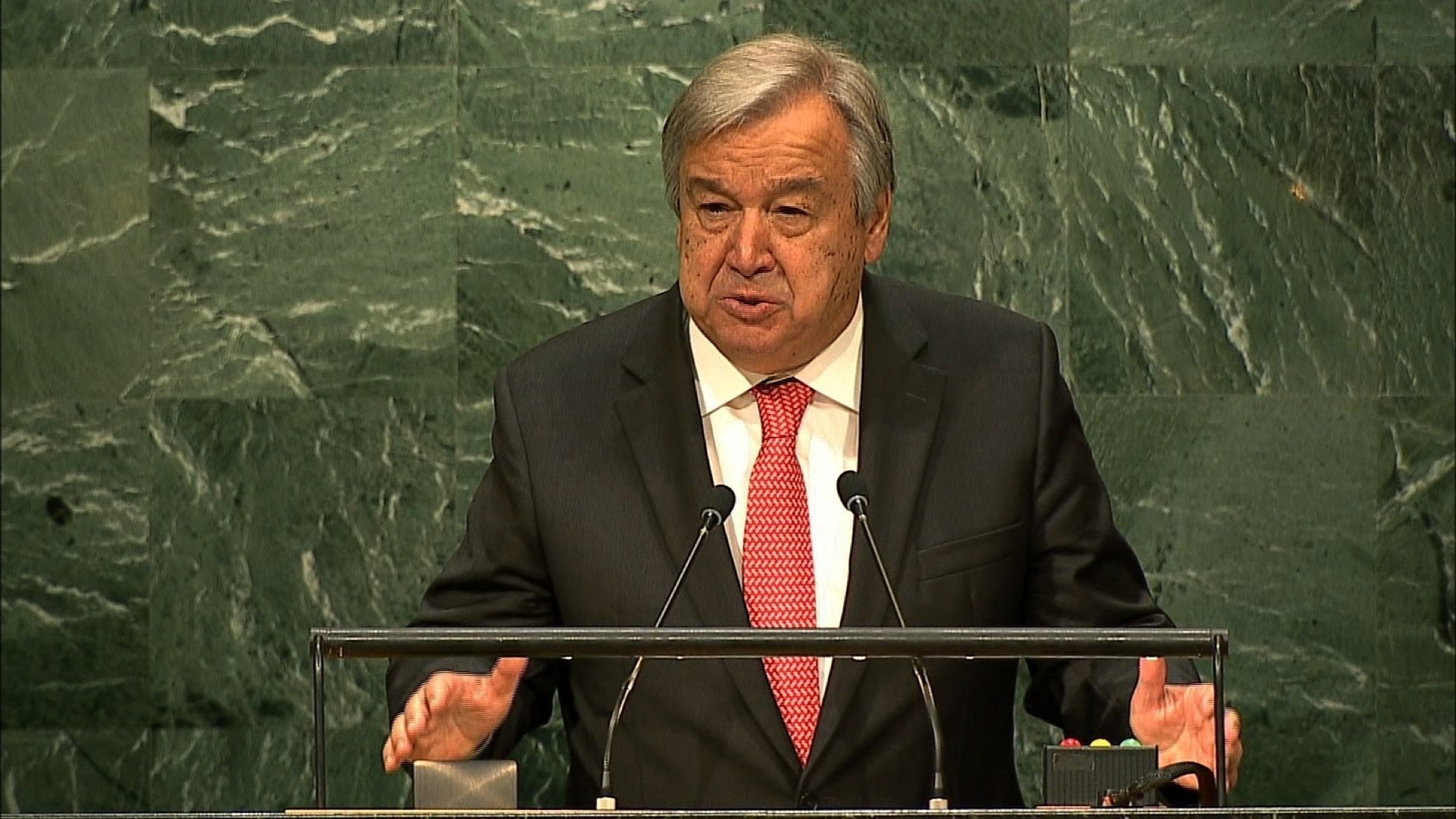 The United Nations General Assembly on Thursday formally approved former Portuguese Prime Minister Antonio Guterres to be the next secretary-general. The 193-member assembly approved Guterres by acclamation a week after the Security Council gave its...
