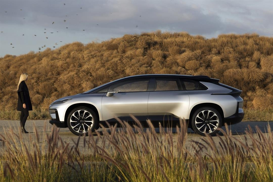 Faraday Future FF91 May Cost $300000
