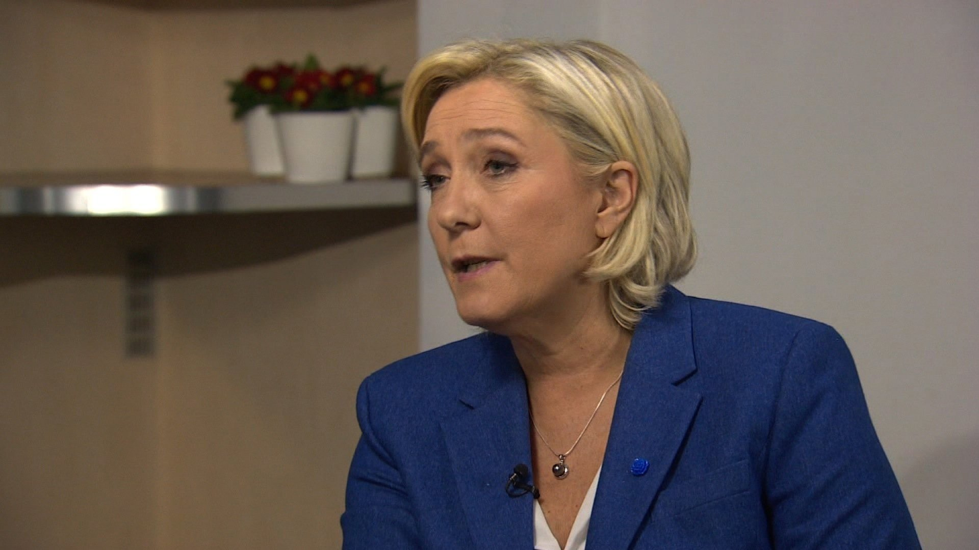 France's Le Pen refuses to repay European Union funds