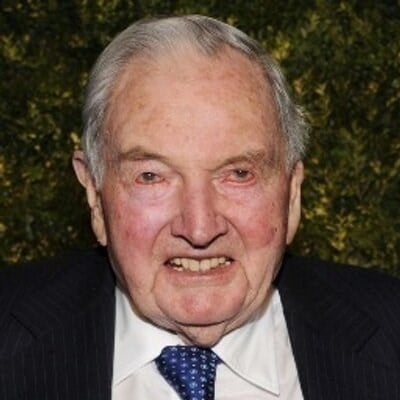 David Rockefeller, the famed banker and philanthropist, died Monday at age 101, according to a spokesperson for the Rockefeller Brothers Fund.