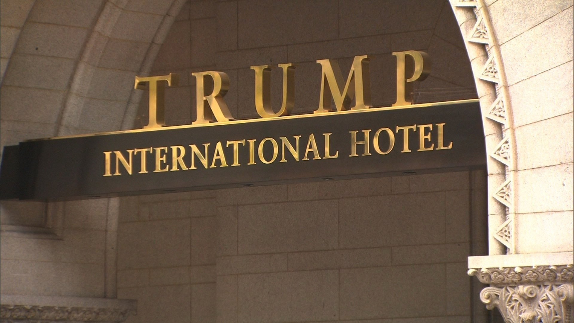 A government watchdog says it is holding off on investigating how her agency is handling the lease for President Trump's luxury Washington hotel.