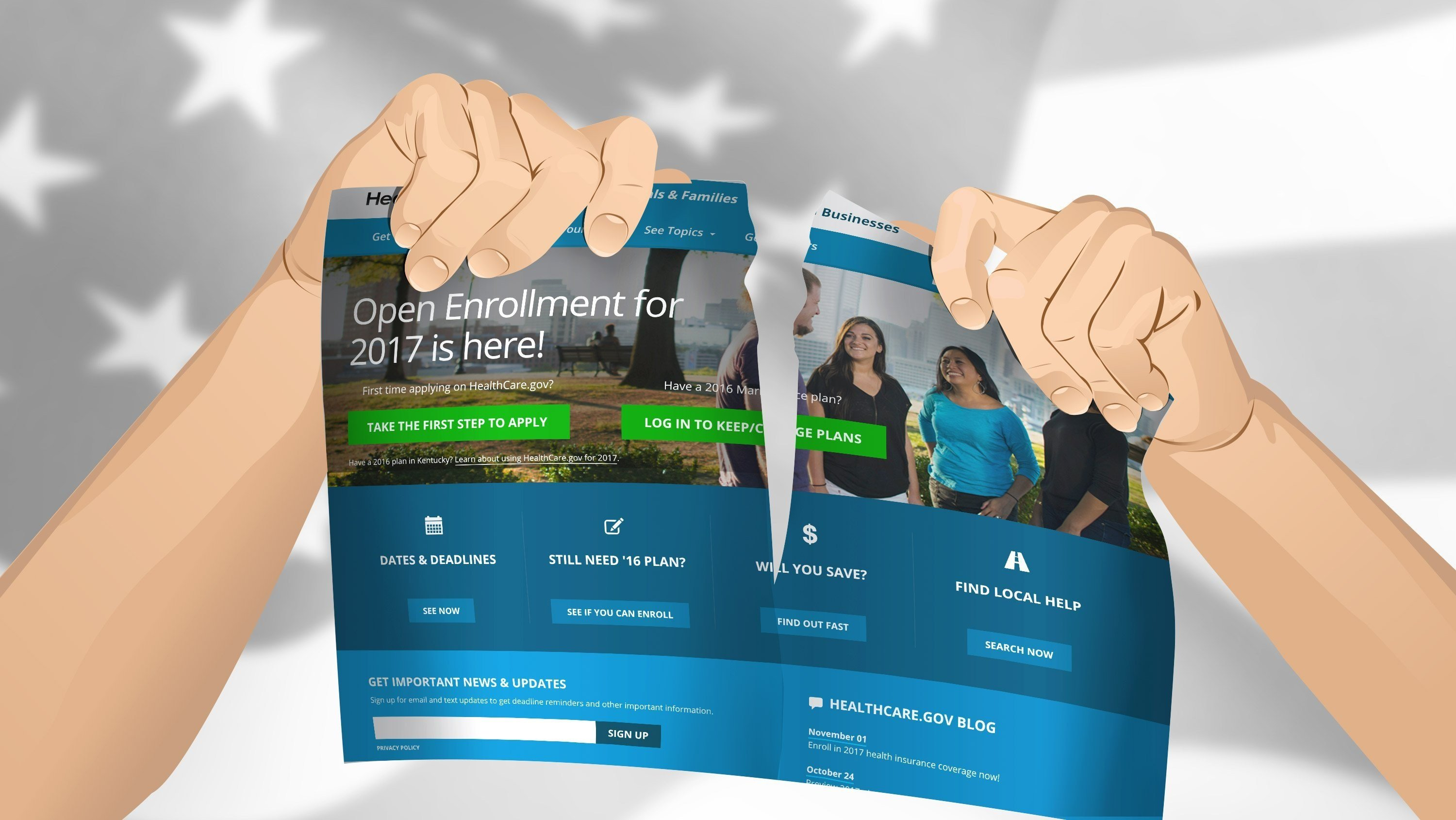 Now what? The next steps for health care legislation