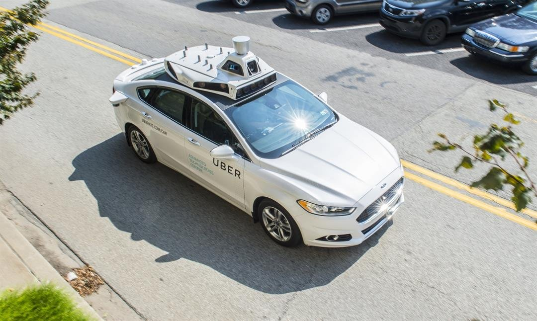 Uber suspends self-driving car program in 2 states