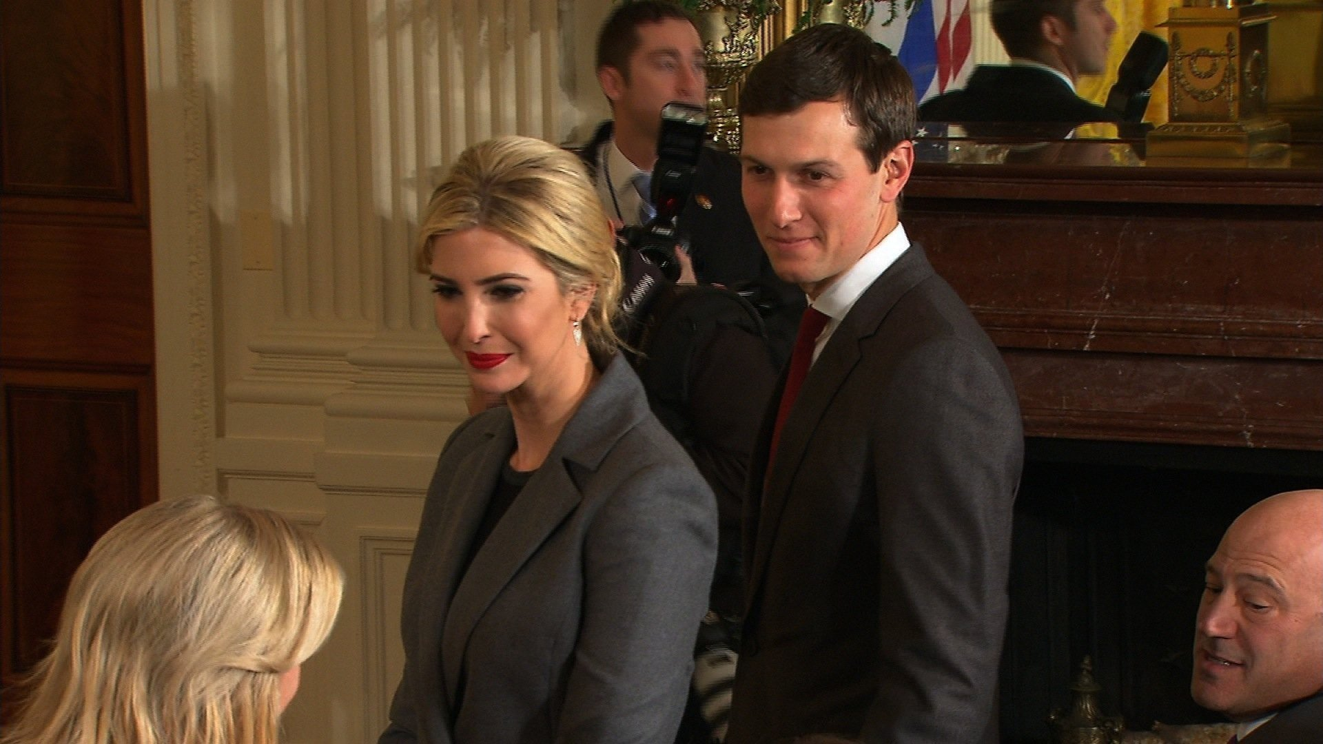Trump creates new office run by son-in-law