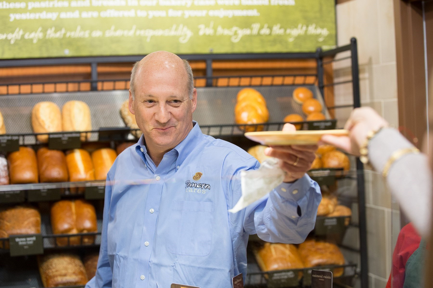 Krispy Kreme owners buy Panera Bread for $7.5B