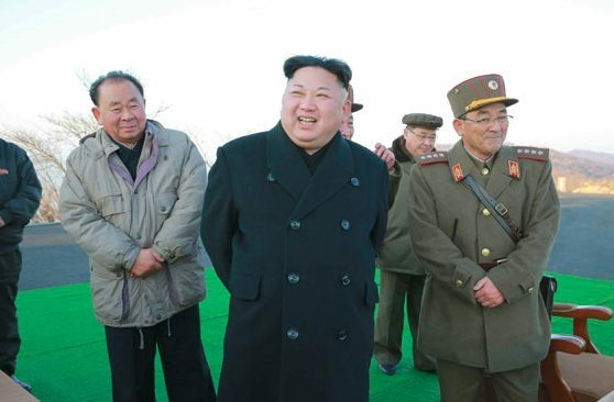 N Korea fires ballistic missile, US says clock has now run out