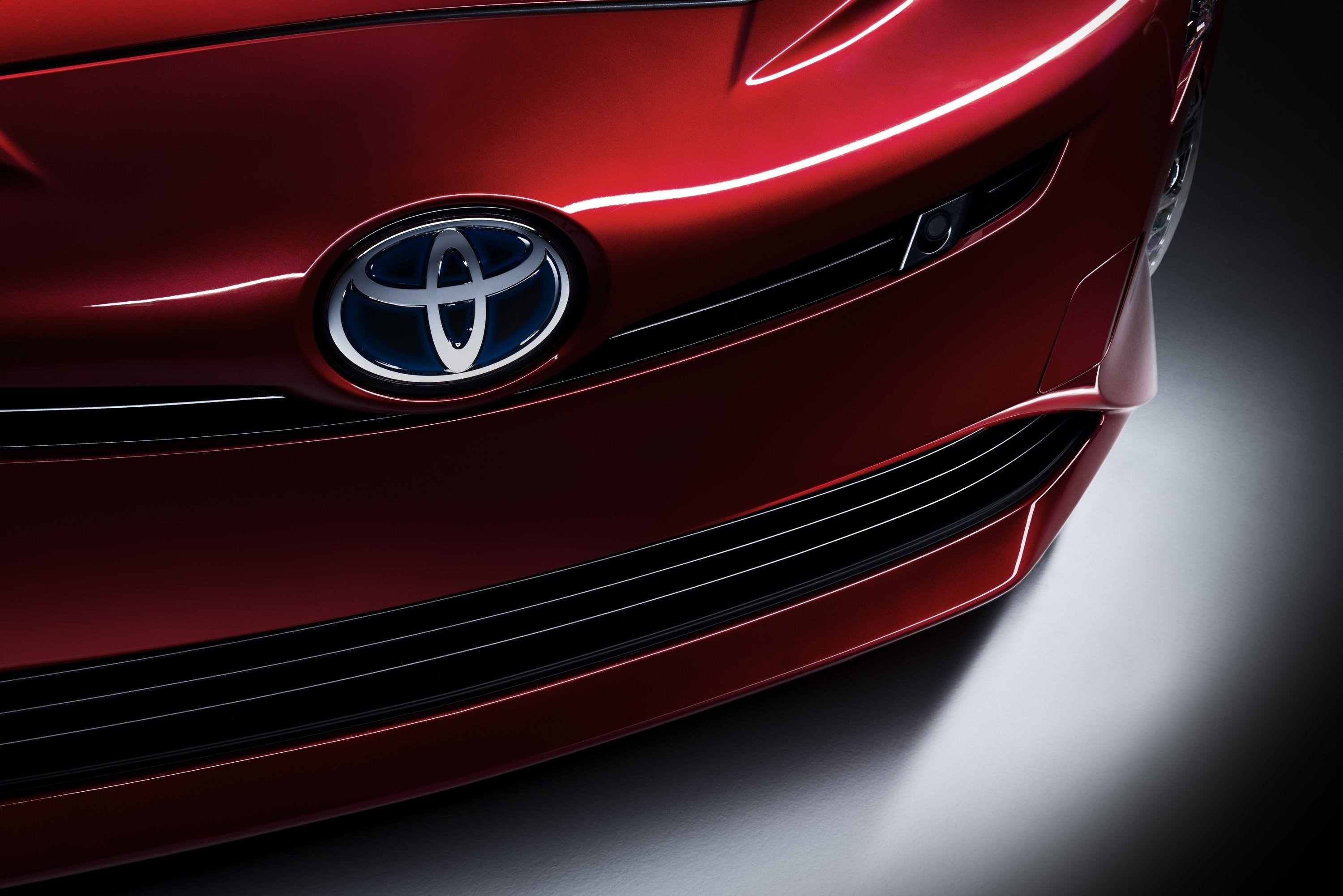 Toyota unveiled an all new Prius that's expected to get about 55 miles per gallon and be