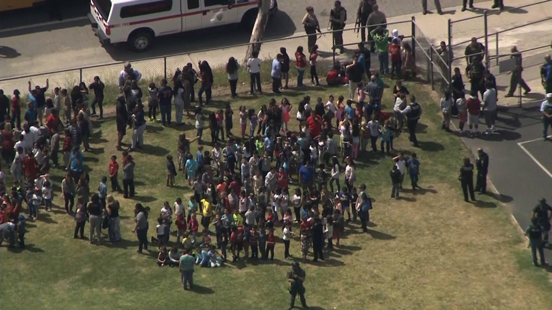 Brief marriage precedes fatal San Bernardino school shooting