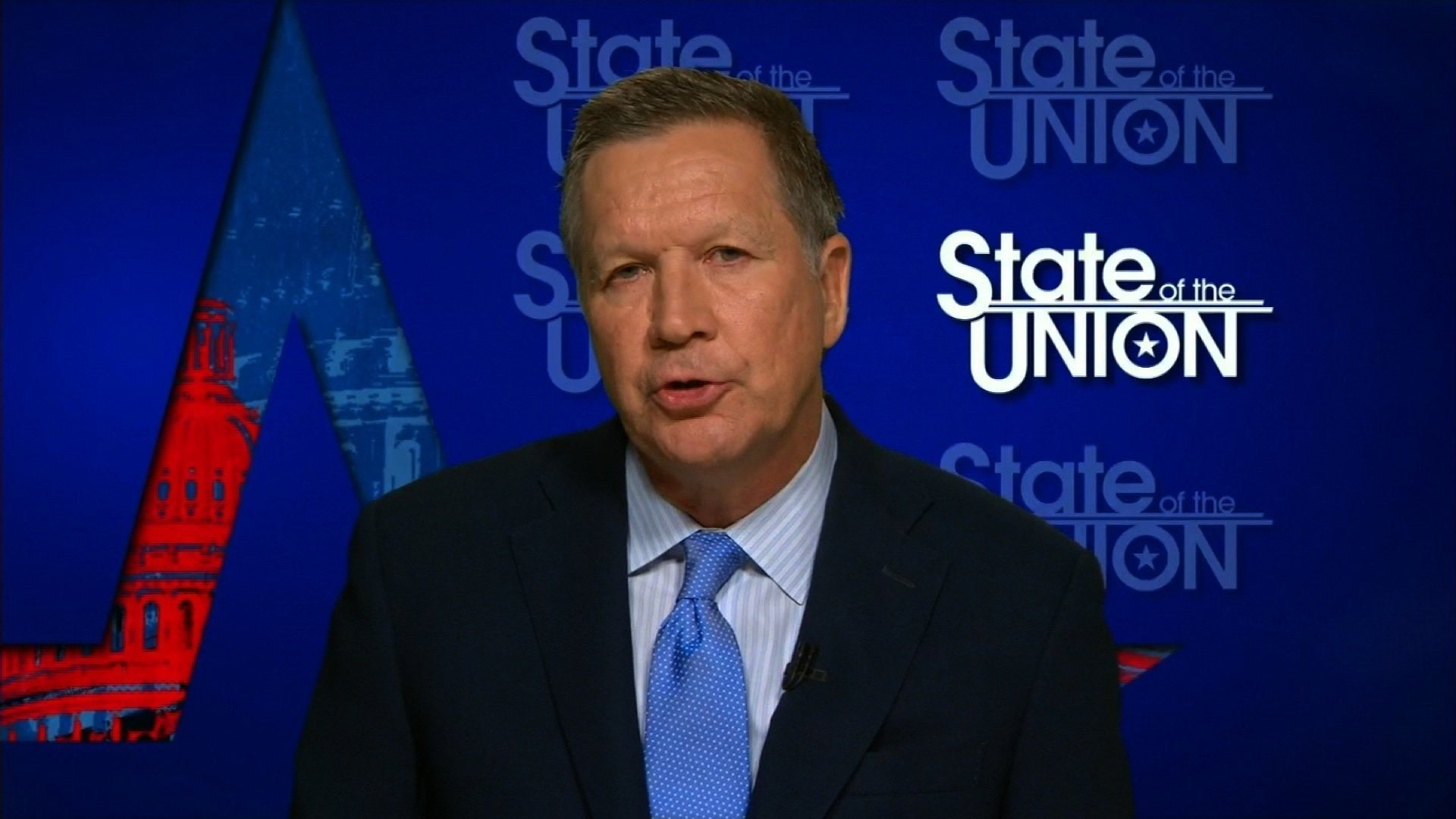 GOP's John Kasich featured guest at live town hall on CNN