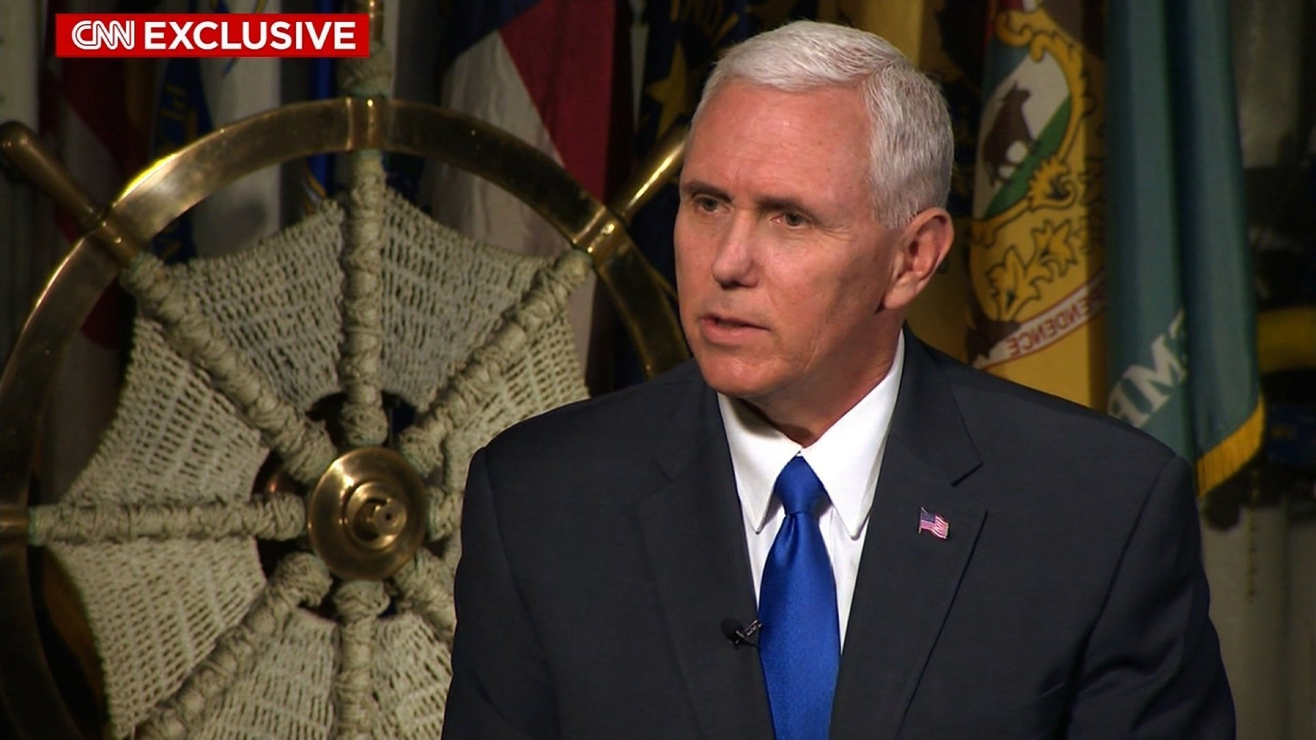 Pence: Peaceful Outcome for Korean Peninsula Still Possible