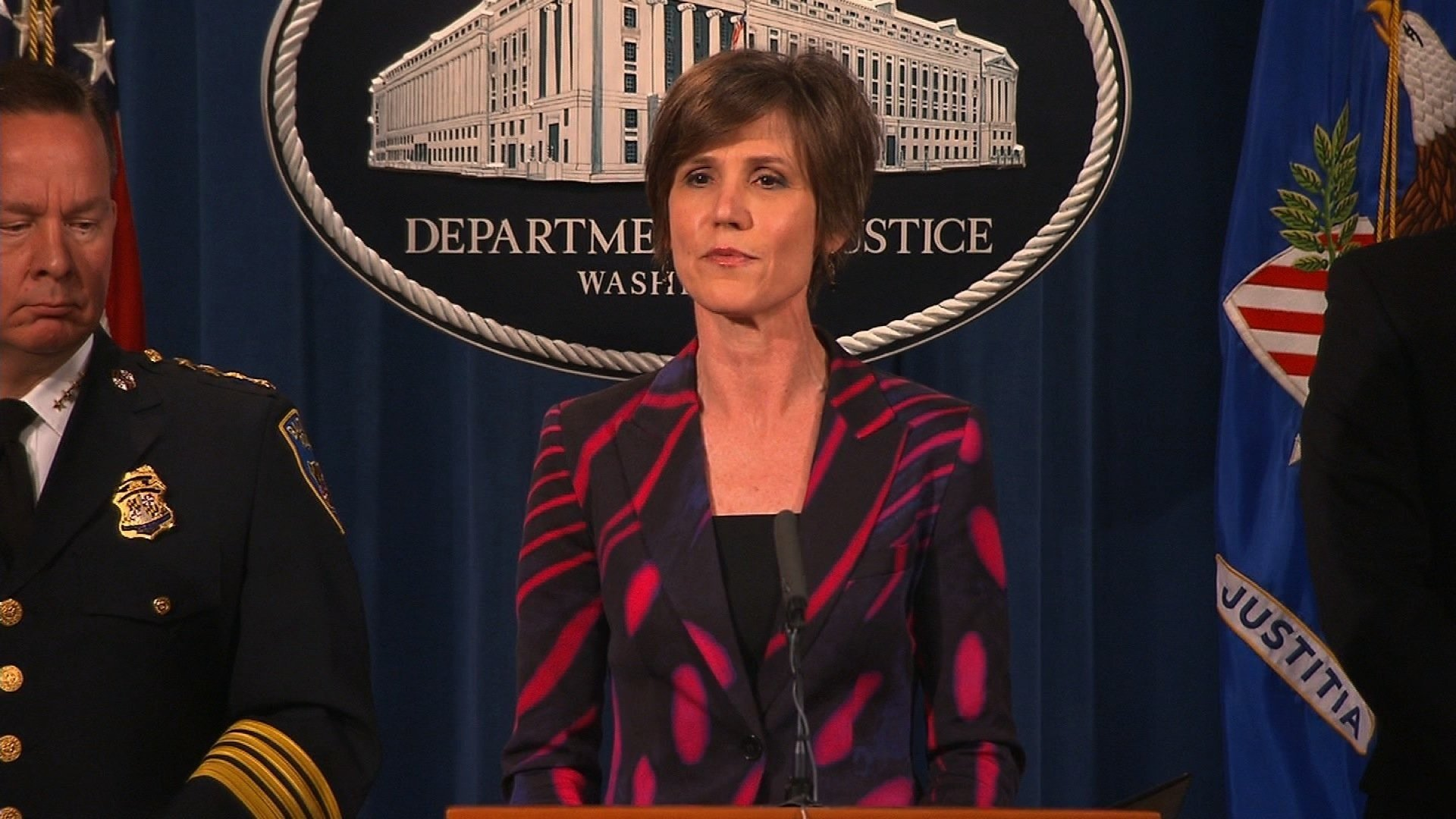 Sally Yates to testify at May 8 Senate hearing