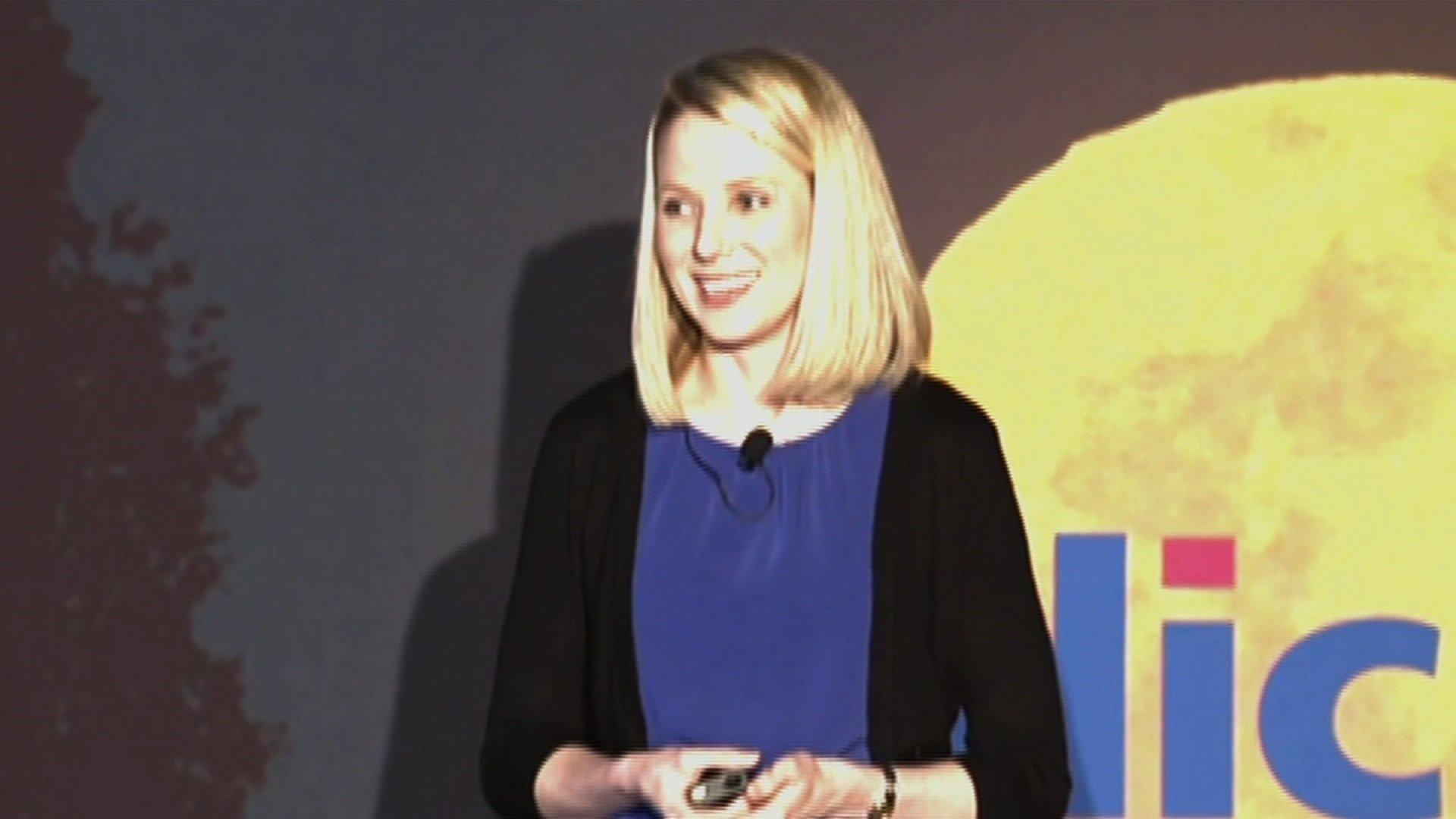 Marissa Mayer won't be running Yahoo once Verizon deal closes