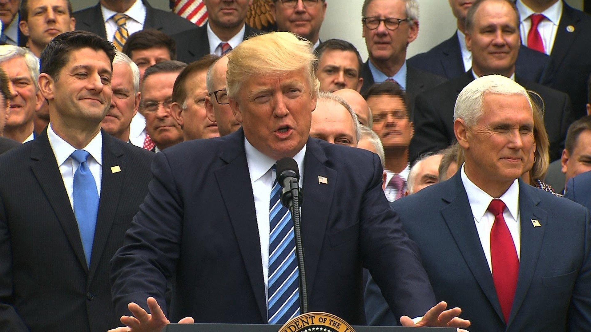 House Republicans Rush Vote on Health Care Bill