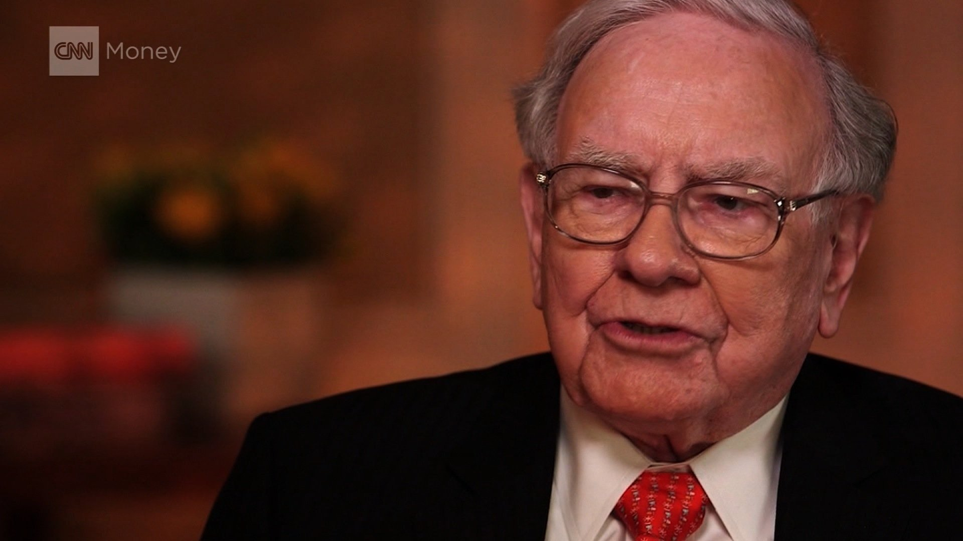 Warren Buffett: Shares 'number one problem with mankind'