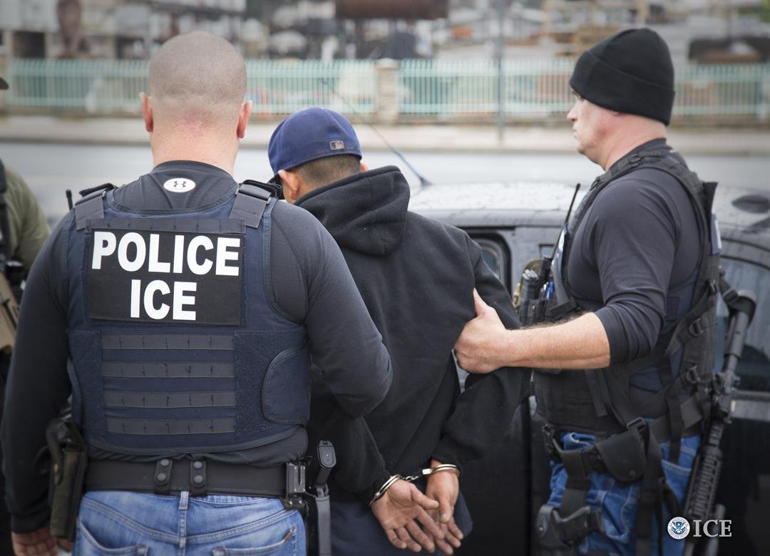 Foreign nationals were arrested during the week of February 6, 2017, during a targeted enforcement operation conducted by U.S. Immigration and Customs Enforcement (ICE) aimed at immigration fugitives, re-entrants and at-large criminal aliens.  Full...