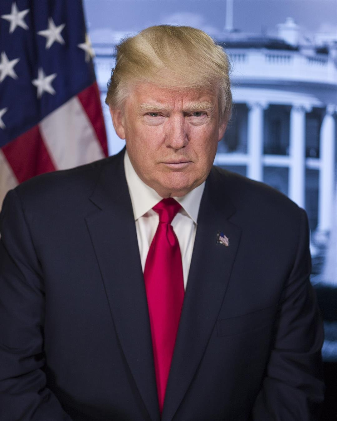 President Donald J. Trump is the 45th President of the United States