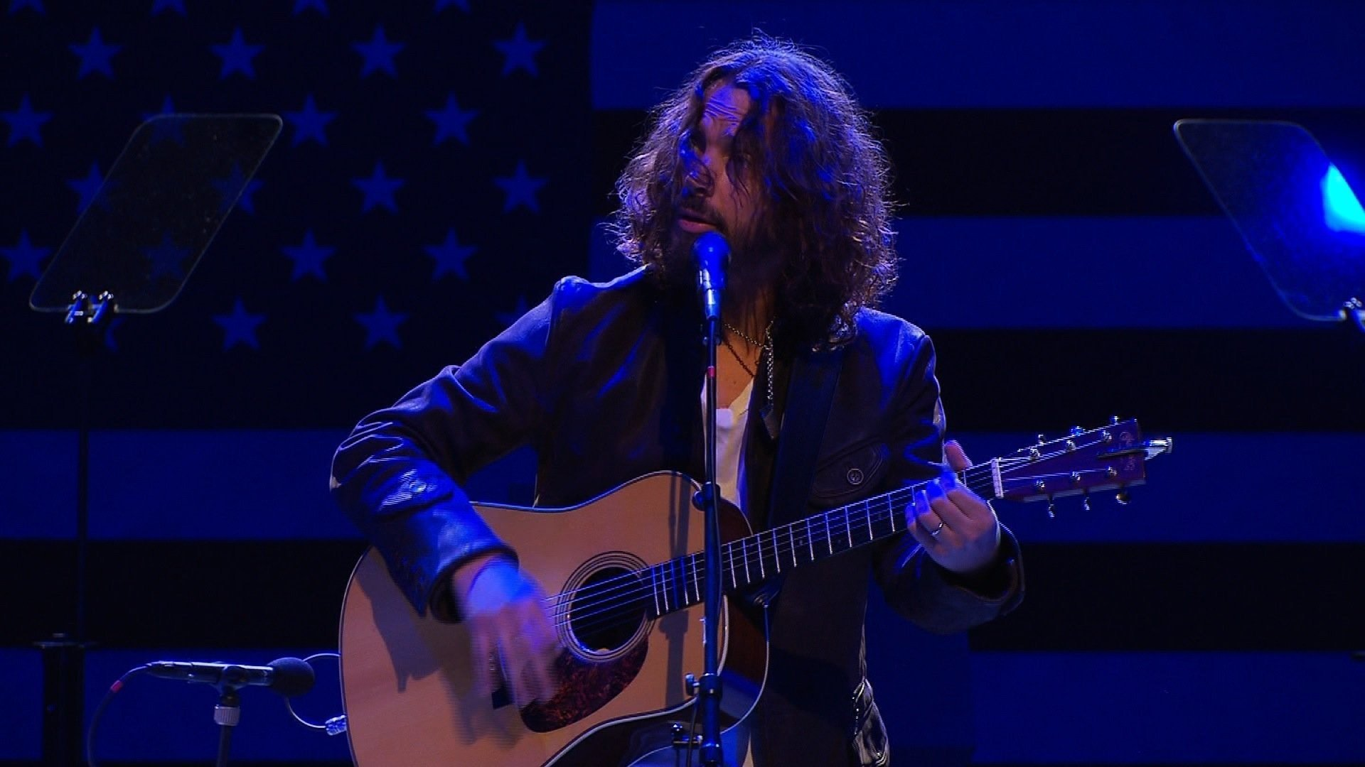 Chris Cornell, lead singer of Soundgarden and Audioslave, died Wednesday night, his representative told CNN. Cornell, 52, was in Detroit performing with Soundgarden, which had embarked on a US tour in April.